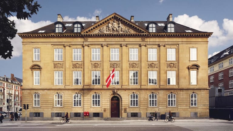 The Royal Danish Conservatory of Music Was Converted Into a Stunning Hotel
