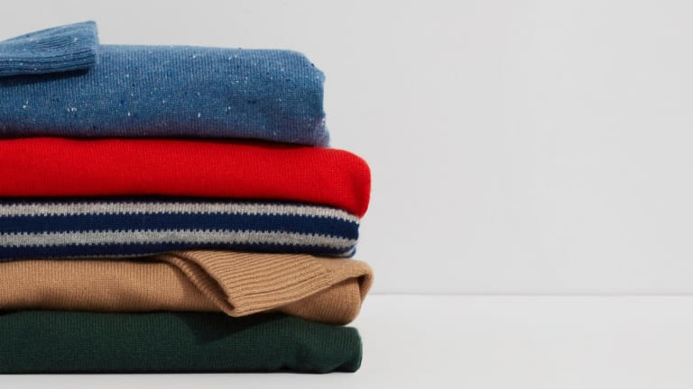 Everlane Unveils New Styles of Their $100 Cashmere Sweater