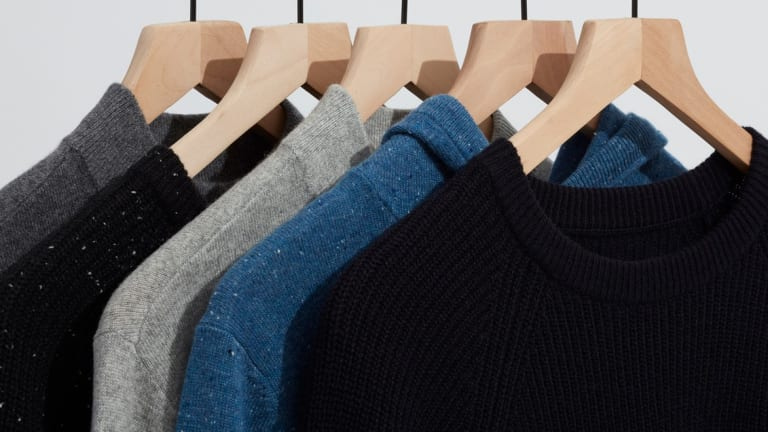 100% Cashmere Sweaters for $100, Anyone?