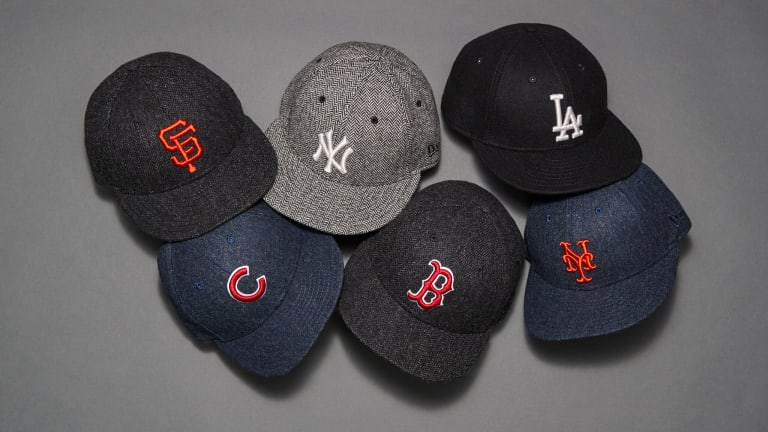 Todd Snyder x New Era Launch Sophisticated MLB Hat Collection