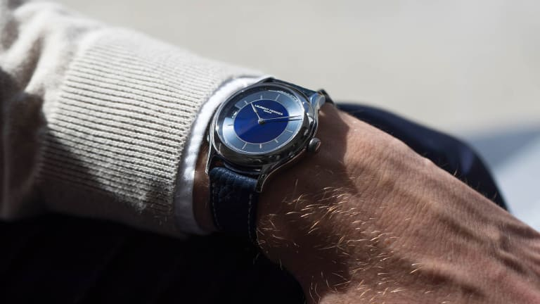 HODINKEE x Laurent Ferrier Release Limited Edition GMT