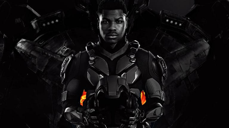 The 'Pacific Rim: Uprising' Trailer Has Arrived