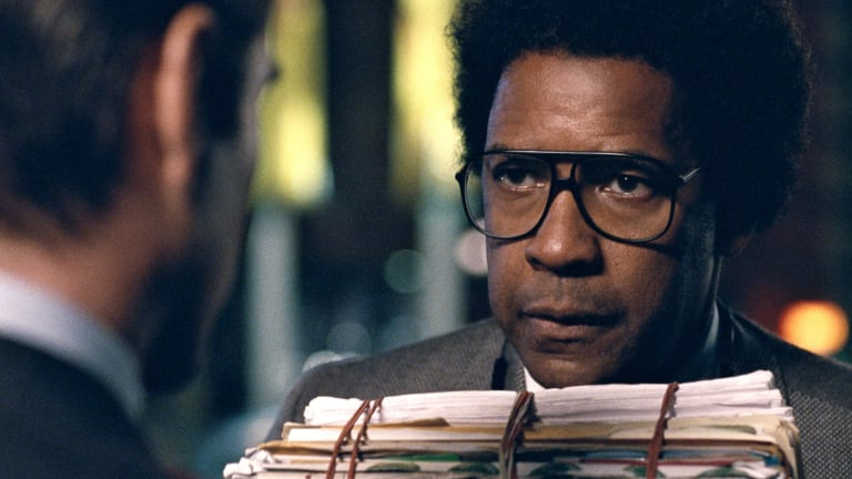 'Nightcrawler' Writer-Director Teams Up With Denzel Washington
