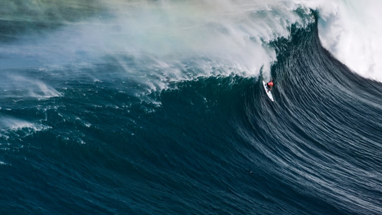 The Next Generation of Big-Wave Safety Tech
