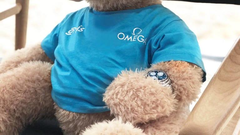 Omega Unveils the Speedmaster 38mm 'Orbis'
