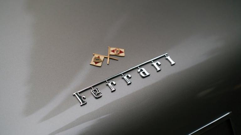 Car Porn: 1961 Ferrari 250 GT Cabriolet