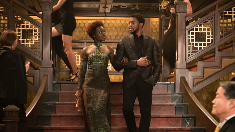 The 'Black Panther' Trailer Is Dripping With Cool