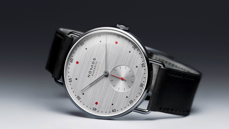 Yes, This Video Will Make You Want a NOMOS Watch