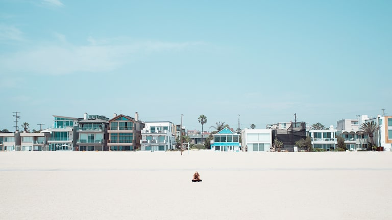 Bask In This Sunny Playa Del Rey Photoset