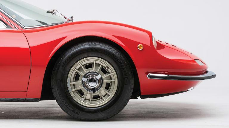 Car Porn: 1969 Ferrari Dino 206 GT