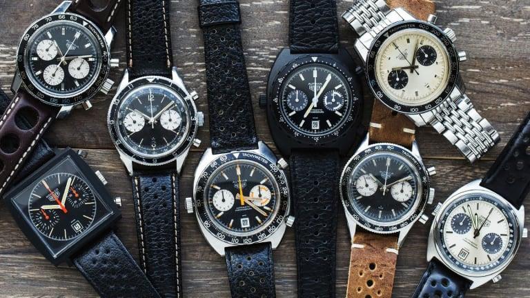 8 Incredible Racing-Inspired Timepieces Under $5,000