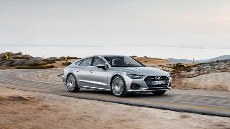 The Revamped Audi A7 Sportback Is Achingly Beautiful