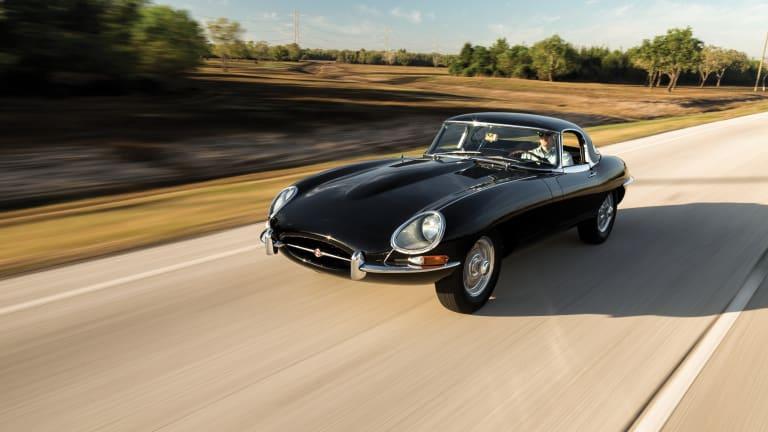 Car Porn: 1966 Jaguar E-Type