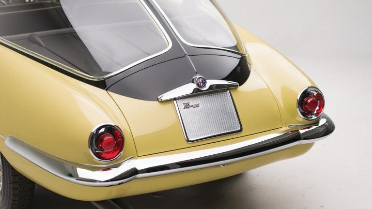 Car Porn: 1955 Alfa Romeo 1900C SS Speciale
