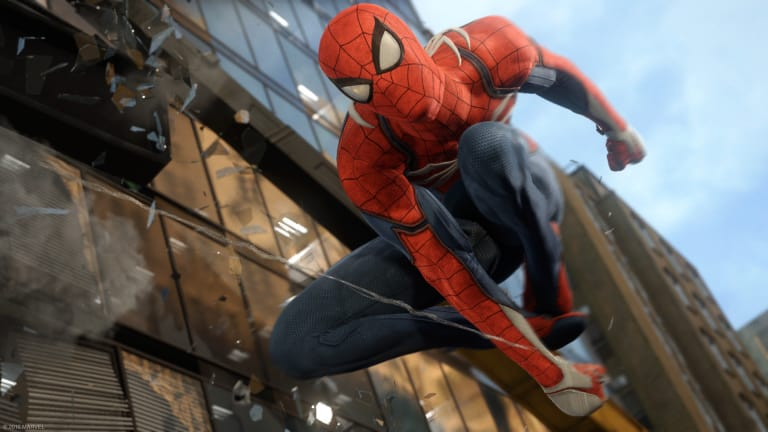 It's Time to Get Excited About Sony's Upcoming 'Spider-Man' Game