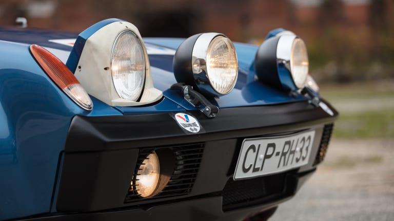 Car Porn: 1971 Porsche 914/6 GT
