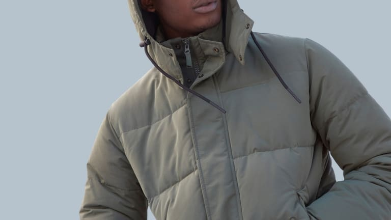 Take on Winter in Style With This Shockingly Affordable Puffy Jacket