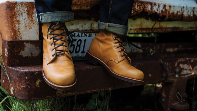 Lace Up With These Classic American-Made Boots With No Break-In