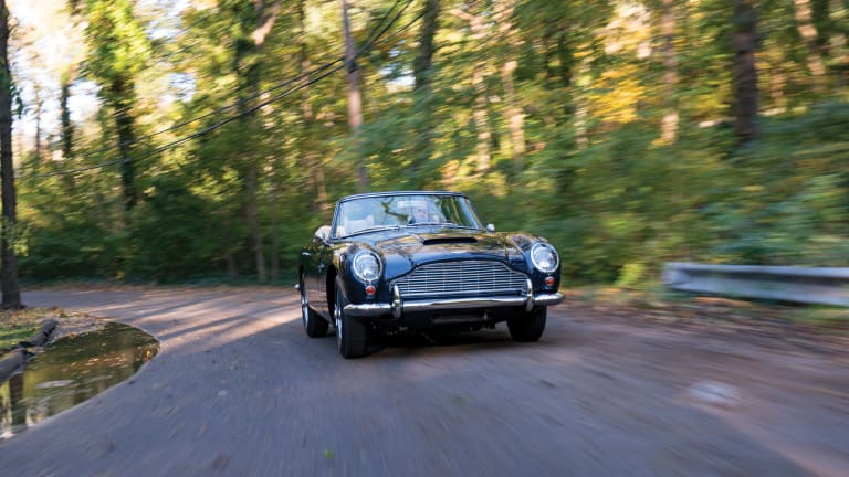 Car Porn: 1965 Aston Martin DB5