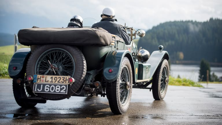 This Daydreamy Video of a Vintage Bentley Will Get Your Heart Racing
