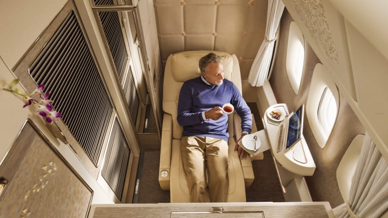 Inside Emirates' Lavish New First-Class Suites