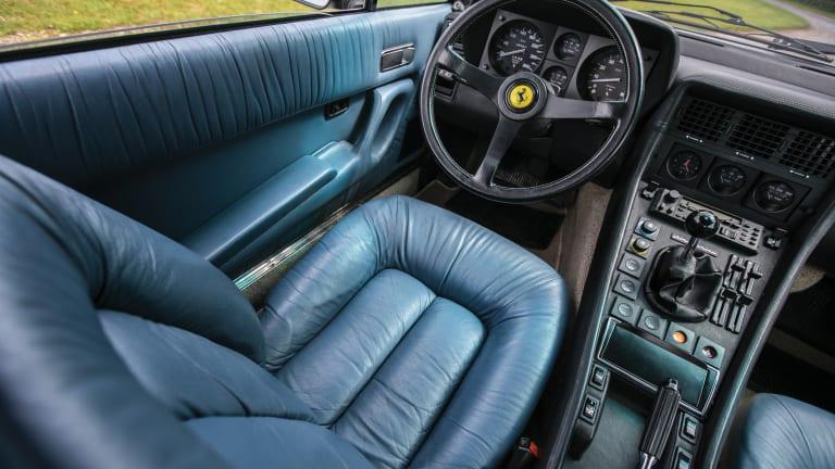 Keith Richards' 1983 Ferrari 400i