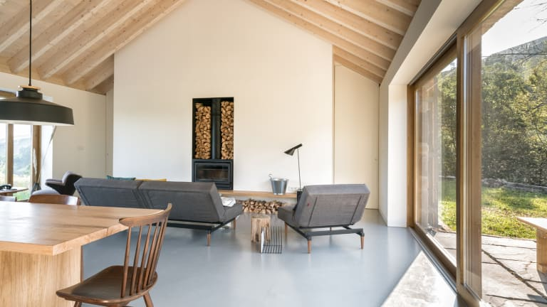 This Spanish Cottage Is Minimalism at Its Best
