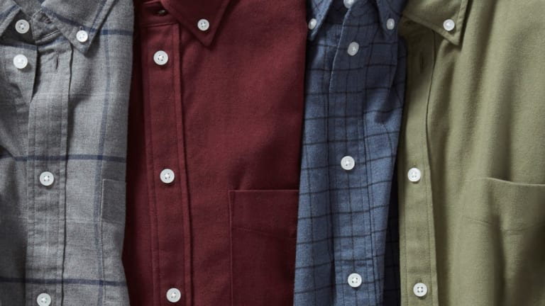 Get Cool-Weather Comfortable With These Modern Flannel Shirts