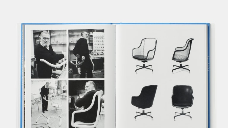 This Book Celebrates Legendary Designer Ward Bennett
