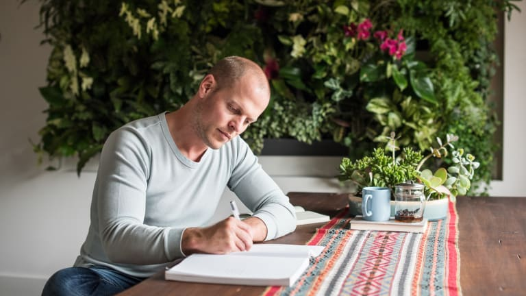 Tim Ferriss' New Book 'Tribe of Mentors' Is Out Today