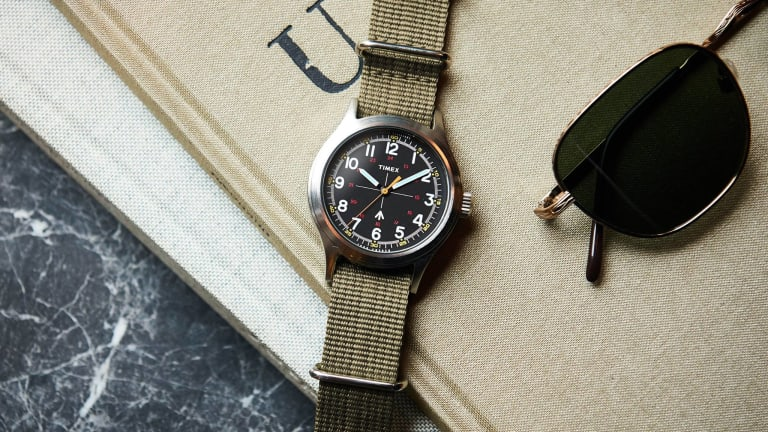 Cyber Monday: Get a Todd Snyder x Timex Watch for Under $100
