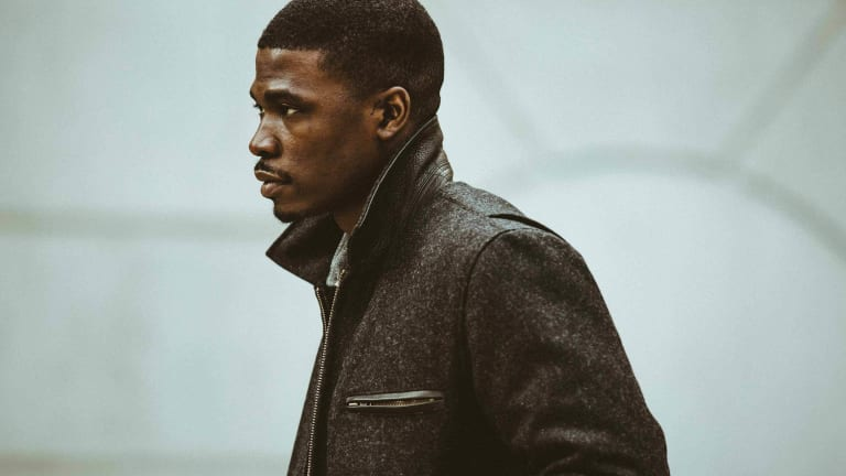 This Perfect Wool Bomber and Peacoat are Taylor Stitch's Most Limited Releases Ever