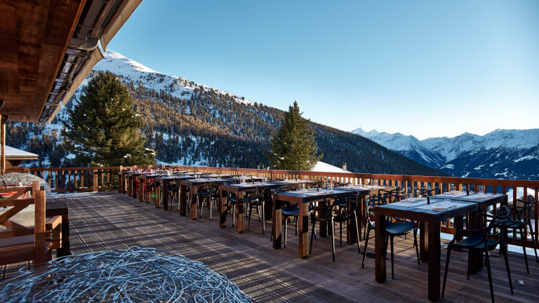 Swiss Bliss: A Classic Alpine Hideaway Doing Après-Ski Right