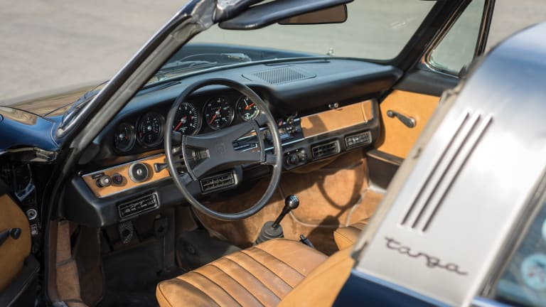 This 1973 Porsche 911 E Targa Is an Affordable Beauty