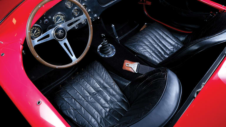 This 1965 Shelby 289 Cobra Is Dripping With Cool