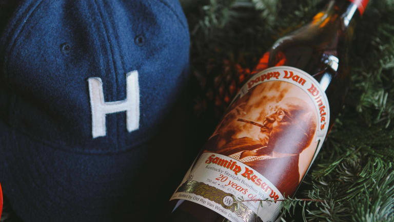 Now Is Your Chance to Win a Bottle of Pappy Van Winkle 20 Year Family Reserve Bourbon
