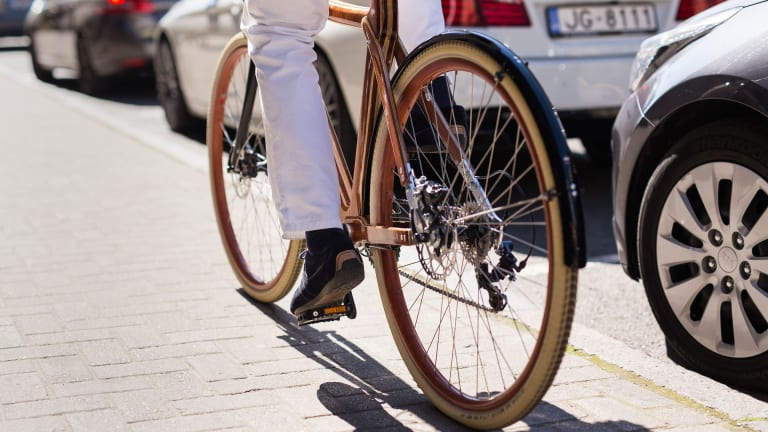 These Luxury Wooden Bicycles are Next-Level Gorgeous