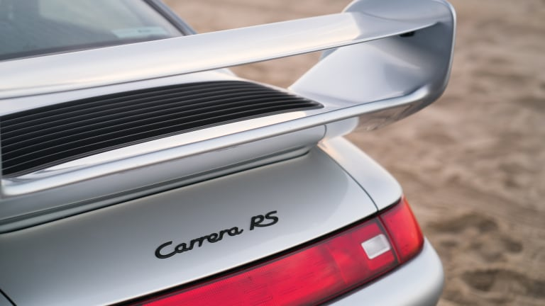This Porsche 911 Carrera RS 3.8 Is Car Porn at its Finest