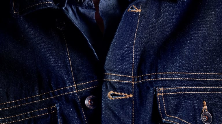 Classic, Cool, Quality: Todd Snyder's Japanese Indigo Collection Has It All