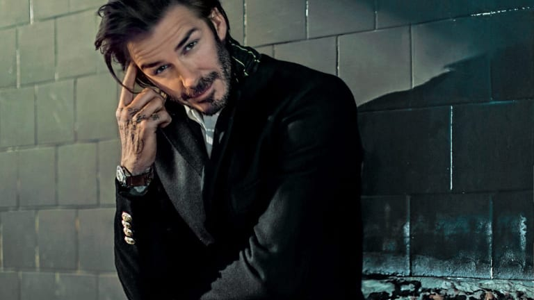 David Beckham's Kent & Curwen Brand Is Currently 50% Off