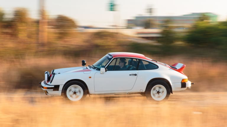 Get Your Rally On With This Do-Anything Porsche 911 'Safari'
