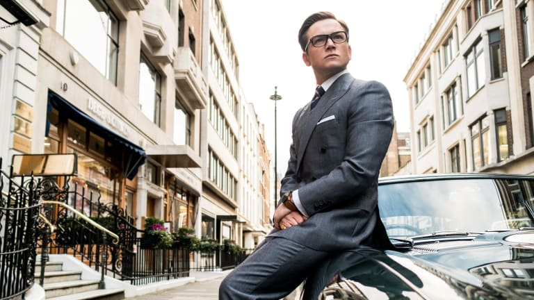 How the 'Kingsman: The Golden Circle' Filmmakers Brought the Briefcase Fight to Life