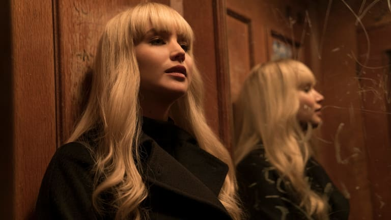 Jennifer Lawrence Is Chilling in Full Trailer for Spy Thriller 'Red Sparrow'