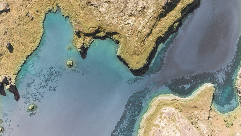 Look Down on Iceland Through This Gorgeous Collection of Aerial Photographs