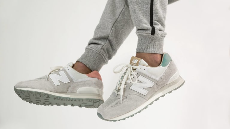 New Balance Unveils 'Peaks to Streets' 574 Sneaker