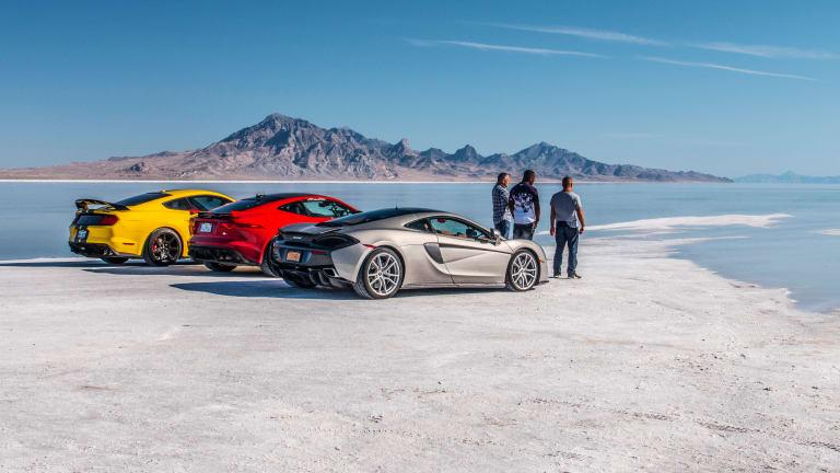 'Top Gear' Unveils High-Octane Trailer for 2018
