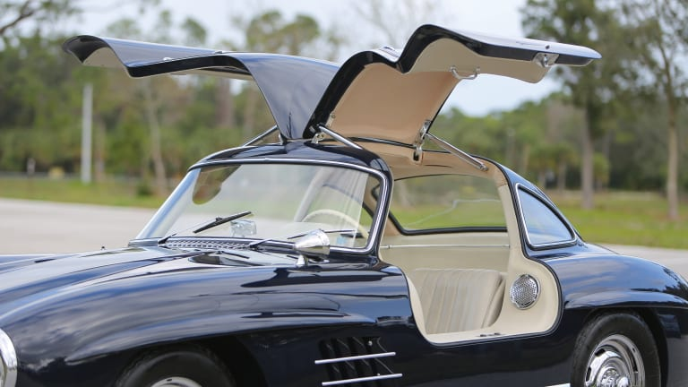 This 1956 Mercedes-Benz 300 SL Gullwing Is As Good As It Gets