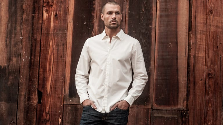 Stripped-Down, Structured & Stylish: These Poplin Button-Ups are a Must