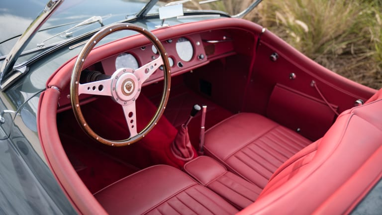 It Doesn't Get Much Better Than This 1953 Jaguar XK120 SE Roadster