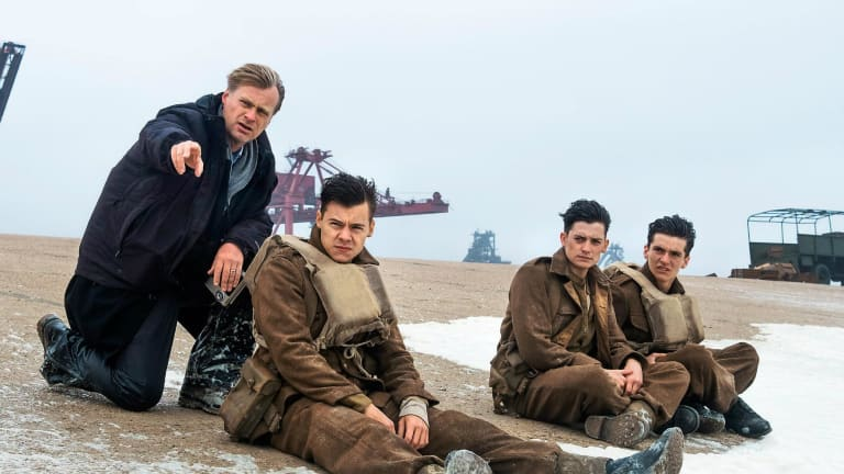 Inside the Making of 'Dunkirk' With Director Christopher Nolan